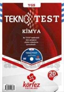 Körfez YGS Kimya Tekno Poşet Test Çözüm (DVD'li)