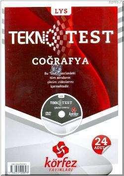 LYS Coğrafya Tekno 24 Test Çözüm Dvd'li