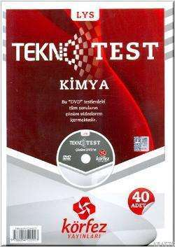 LYS Kimya Tekno 40 Test Çözüm Dvd'li