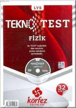 LYS Fizik Tekno Poşet Test Çözüm Dvd'li