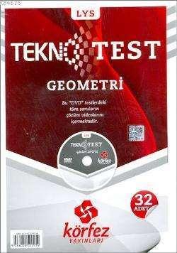 LYS Geometri Tekno Poşet Test Çözüm Dvd'li