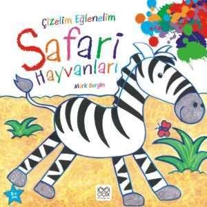 Çizelim Eğlenelim-Safari Hayvanları