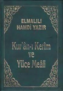 Kur'an-ı Kerim Meali (Büyük Boy)