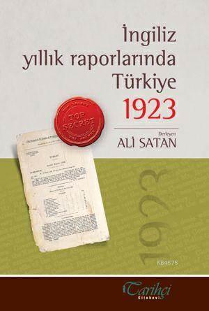İng. Yıllık Rap 1923