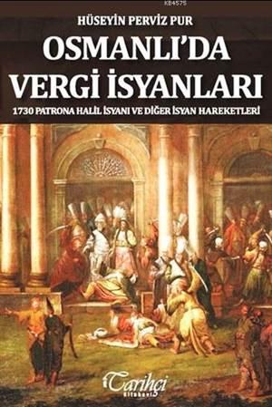 Osmanlıda Vergi İsyanları