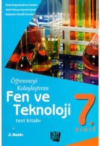7.Sınıf Fen Test Kitabı