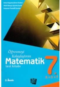 7.Sınıf Matematik Test Kitabı