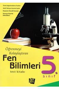 5.Sınıf Fen Bilimleri Test Kitabı