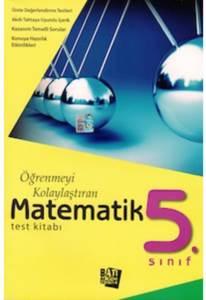 5.Sınıf Matematik Test Kitabı