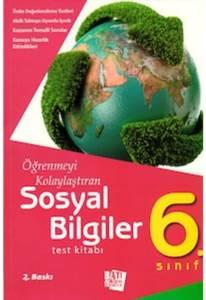 6.Sınıf Sosyal Test Kitabı