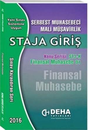 SMMM Staja Giriş Finansal Muhasebe; Konu Serisi 01