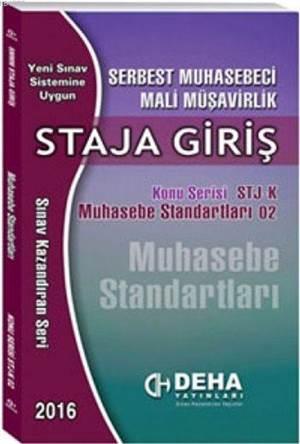 SMMM Staja Giriş Muhasebe Standartları; Konu Serisi 02