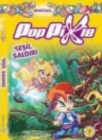 PopPixe 2 - Yeşil Saldırı