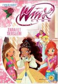 Winx Club-Zarafet Dersleri