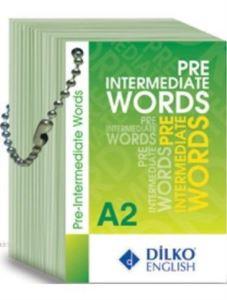 İngilizce Kelime Kartı - A2