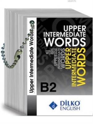 İngilizce Kelime Kartı - B2
