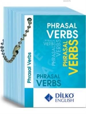 İngilizce Kelime Kartı - Phrasal Verbs