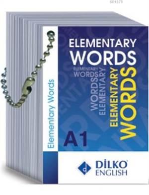 İngilizce Kelime Kartı - A1