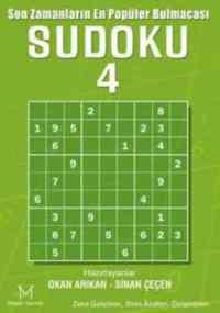 Çağın Çılgın Bulmacası Sudoku 4