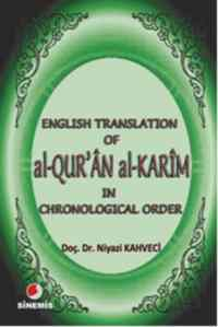 English Translation Of Al-Qur'an Al-Karimin Chronological Order Pocket Sized