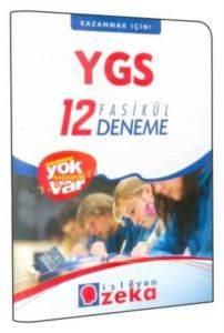 Ygs 12 Fasikül Deneme