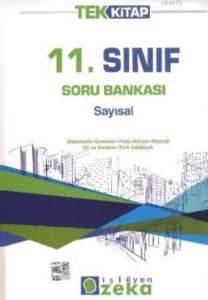 11.Sınıf Tek Kitap Sayısal -Sb-