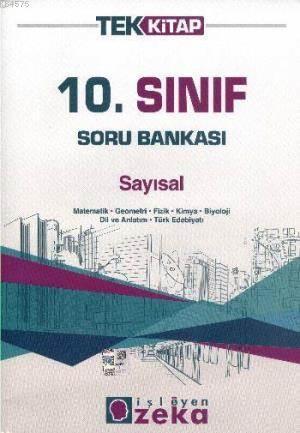 10.Sınıf Tek Kitap Sayısal -Sb-