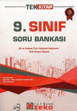 9. Sınıf Tek Kitap Soru Bankası