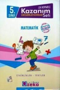 5.Sınıf Çek Koparlı Kazanım Değer. Seti Matematik