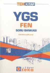 İşleyen Zeka YGS Fen Soru Bankası Tek Kitap