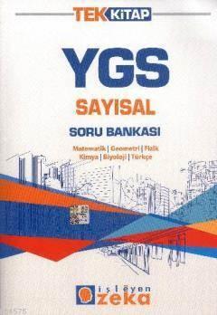 Ygs Tek Kitap Sayısal Soru Bankası