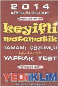 Yediiklim YGS KPSS ALES DGS Keyifli Matematik Yaprak Test