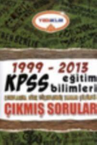 Yediiklim 1999-2013 KPSS Eğitim Bilimleri Çıkmış Sorular
