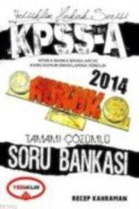 Yediiklim Kpss A Grubu Hukuk Çözümlü Soru Bankası 2014