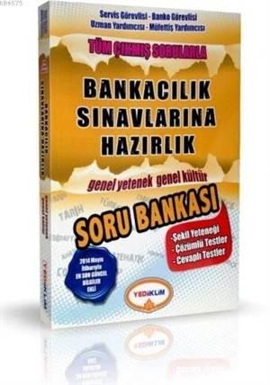 Banka Sınavlarına Hazırlık Soru Bankası