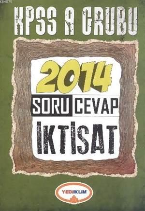 KPSS A Grubu İktisat; Soru - Cevap 2014