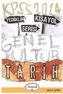 Yediiklim KPSS Genel Kültür Tarih Kısayol Serisi 2014