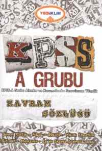 Yediiklim KPSS A Grubu Kavram Sözlüğü (2013)