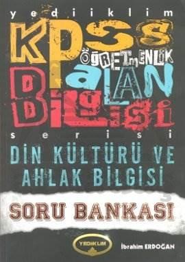 Yediiklim ÖABT Din Kültürü ve Ahlak Bilgisi Soru Bankası 2013