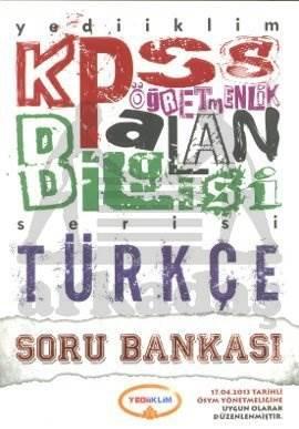 Yediiklim ÖABT Türkçe Soru Bankası (2013)