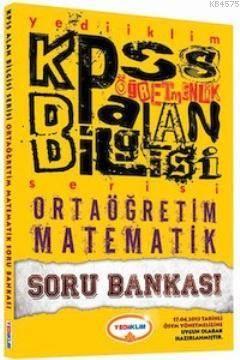 Yediiklim ÖABT Ortaöğretim Matematik Soru Bankası 2013
