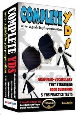 Complete YDS Grammar - Vocabulary (3 Kitap Takım)