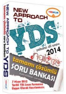 New Approach To YDS - Yabancı Dil Sınavı 2014