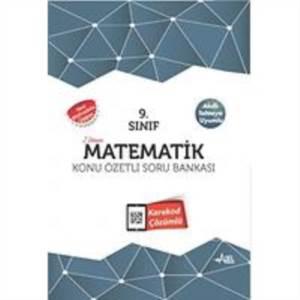 9 Sınıf Konu Özetli Soru Bankası Matematik