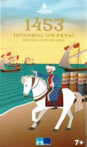 1453 Istanbul'un Fethi Egitici Kart Oyunu