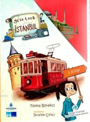 Geze Toza İstanbul Set 5 Kitap