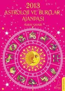 Astroloji ve Burçlar Ajandası 2013