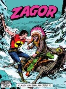 Zagor 70 - Kara El'in İntikamı, Ejderin Ağzı