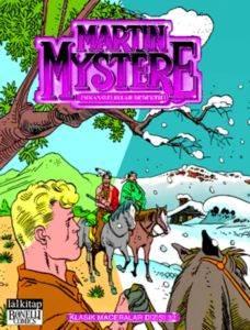 Martin Mystere KMD 32 - Ağustos Karı, Sümerlerde Dehşet