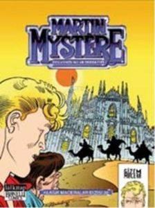 Martin Mystere Klasik M. Dizisi 38